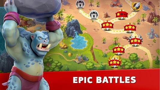 Download Toy Defense Fantasy - TD Strategy Game 2.2.5 APK