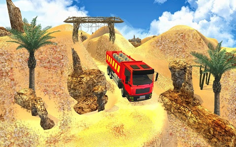 Download Truck Cargo Driving Hill Simulation: Truck Games 2.0.2 APK
