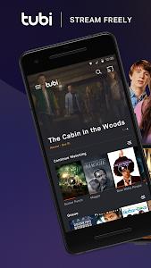 screenshot of Tubi - Free Movies & TV Shows version 2.16.4