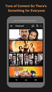 screenshot of Tubi TV - Free Movies & TV version 2.9.45
