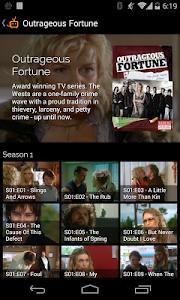 screenshot of Tubi TV - Free TV & Movies version 1.13