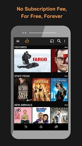 screenshot of Tubi TV - Free Movies & TV version 2.9.5