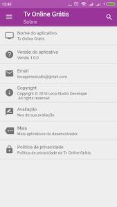 Download Tv Online Grátis 1.2.0 APK