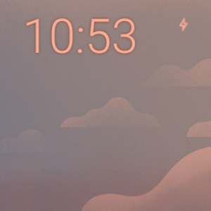 screenshot of Twilight version Varies with device