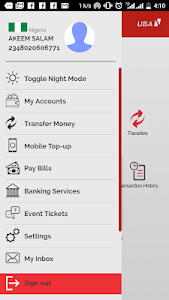 Download UBA Mobile Banking  APK
