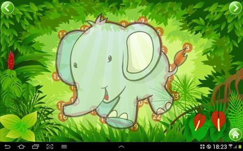 Download Unir Puntos - Animales  APK