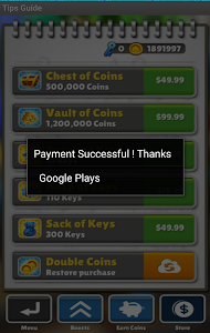 Download Unlimited Subway Coins Prank 2.0 APK
