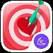 Download Valentine red heart theme 702.0 APK