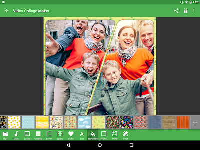 screenshot of Video Collage Maker version Varies with device