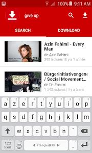 screenshot of Video Downloader HD 2017 version 3.22