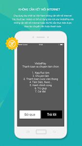 screenshot of ViettelPay version 2.3.8