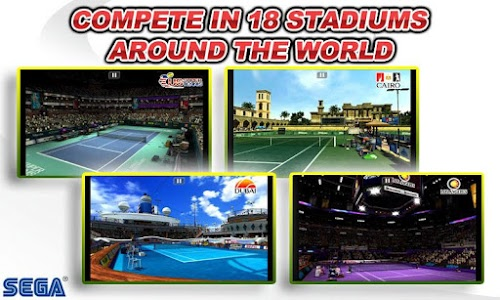 Download Virtua Tennis™ Challenge 4.5.4 APK