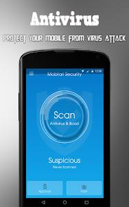 screenshot of Virus Cleaner Antivirus version 1.0.2