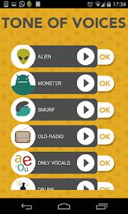 Download ✪ Voice Changer 2 1.0 APK