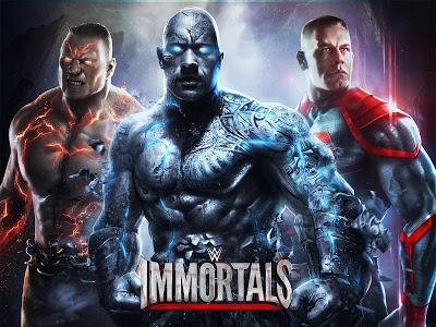 Download WWE Immortals 2.6.3 APK