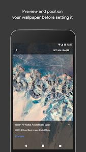 screenshot of Wallpapers version 1.3.169416333