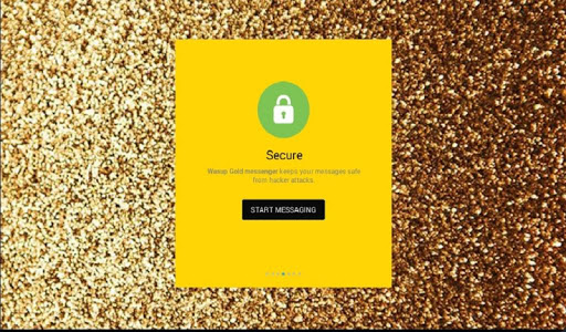 Download Wasup Gold messenger 5.0 APK