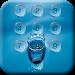 Download Keypad Lock Screen Water Drop 1.0 APK