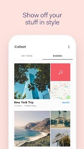 Download Collect by WeTransfer 3.0.1 APK