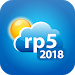 Download Weather rp5 (2018) 8 APK