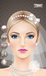 screenshot of Wedding Salon - girls games version 1.0.1