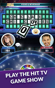 screenshot of Wheel of Fortune: Free Play version 3.33