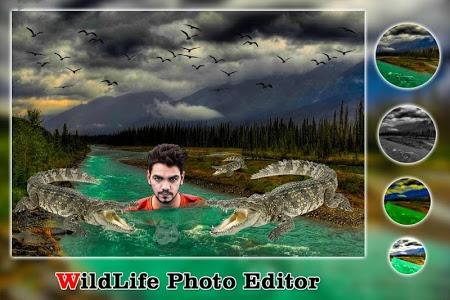 Download Wild Animal Photo Editor 1 3 Apk Downloadapk Net