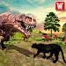 Download Wild Black Panther VS Dinosaur Survival Simulator 1.0 APK