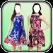 Download Women Floral Dress Suit 1.2 APK