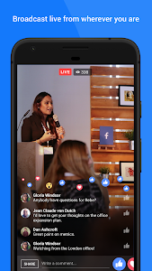 screenshot of Workplace by Facebook version Varies with device