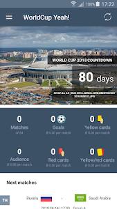 Download World Cup 2018 App - Yeah - Soccer 2.2.3 APK