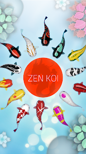 screenshot of Zen Koi version 1.8.33