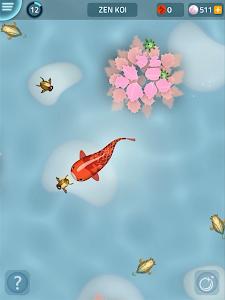 screenshot of Zen Koi - Breed & Collect Fish version 1.1.1