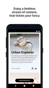 Download Zen: personalized stories feed 2.7.1 APK