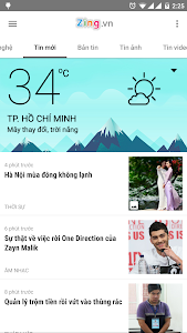 Download Zing.vn - Vietnam Daily News 3.1.8 APK