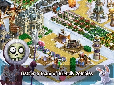 screenshot of Zombie Castaways version 3.5