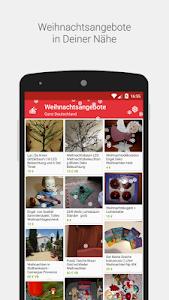 screenshot of eBay Kleinanzeigen for Germany version 6.5.1