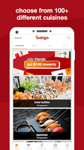Download eatigo – discounted restaurant reservations  APK