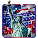 Download independence day usa keyboard statue liberty us 10001002 APK