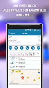 screenshot of mehr-tanken - Save smart! version 3.7.4.1