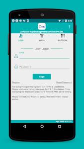 Download myCAMS Mutual Fund App 4.2.1 APK